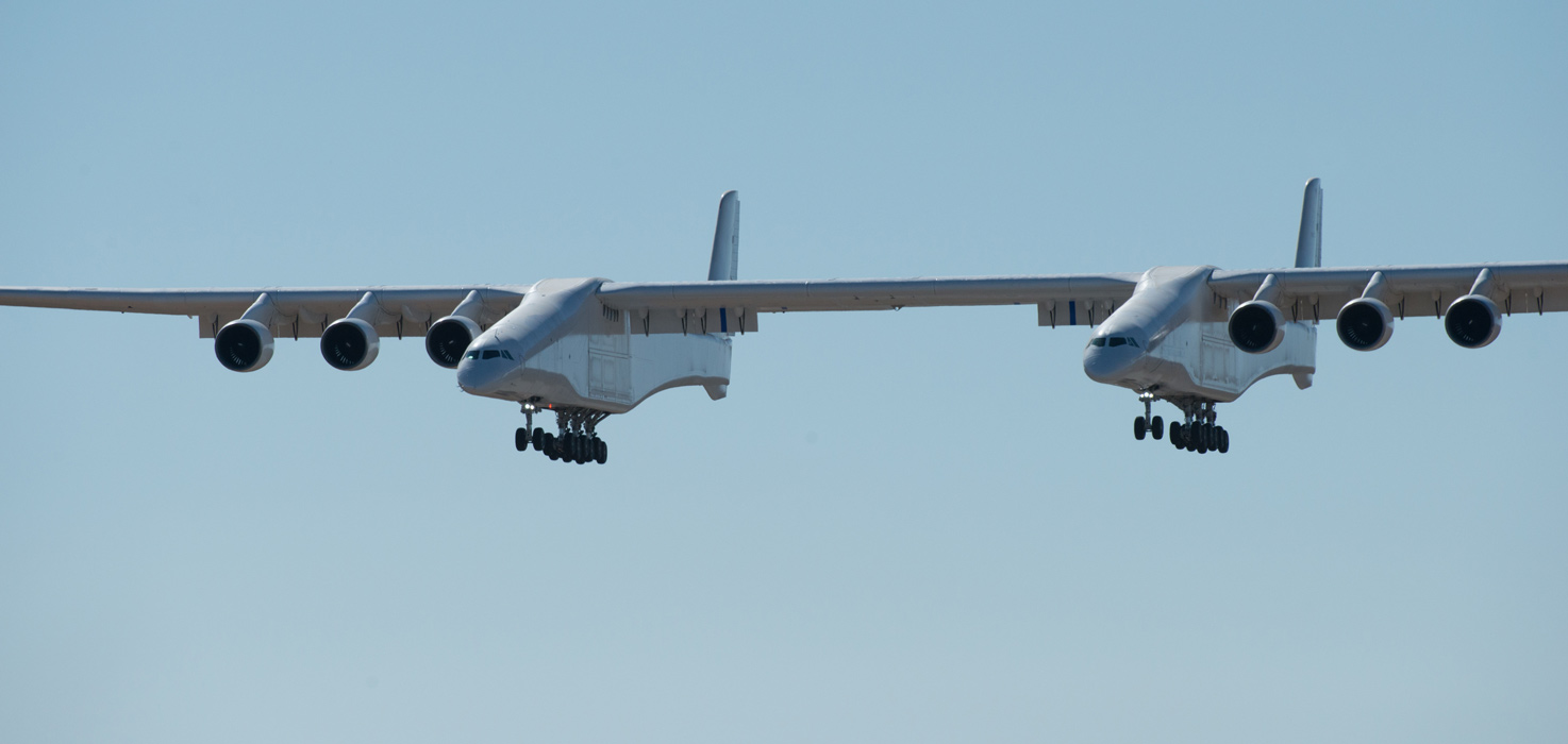 Stratolaunch | Scaled Composites